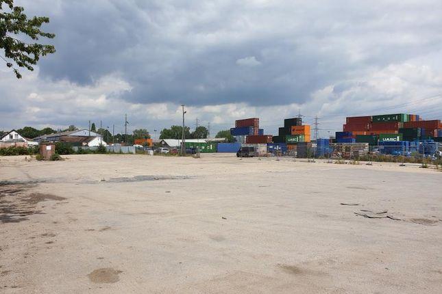 Thumbnail Land to let in Eling Wharf, Totton, Southampton