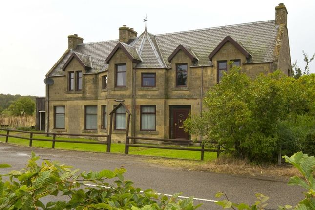 Thumbnail Detached house for sale in Fearn, Fearn, Tain, Highland