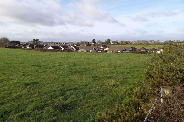 Thumbnail Land for sale in Dol Y Dderwen, Llangain, Carmarthen