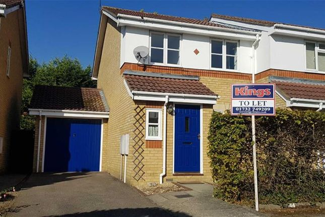 Thumbnail Semi-detached house to rent in Blackmead, Riverhead