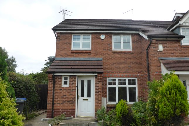 3 bed semi-detached house to rent in Rymill Drive, Derby