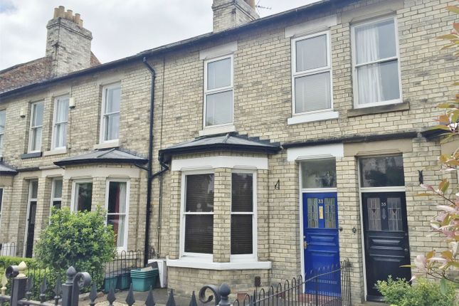 Thumbnail Terraced house for sale in York Road, Acomb, York