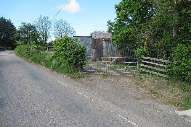 Entrance of Dolton, Winkleigh, Devon EX19