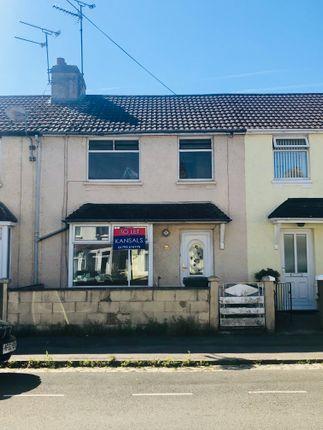 Thumbnail Terraced house to rent in Northampton Street, Swindon