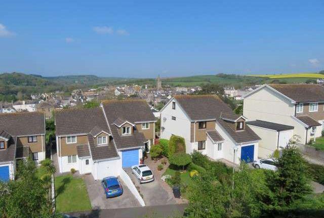Thumbnail Terraced house to rent in Saffron Park, Kingsbridge
