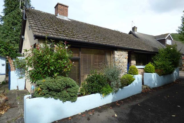 Thumbnail Bungalow to rent in Monkswood, Tintern, Chepstow