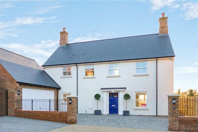 Thumbnail Detached house for sale in Chequers Place, Lytchett Matravers, Poole