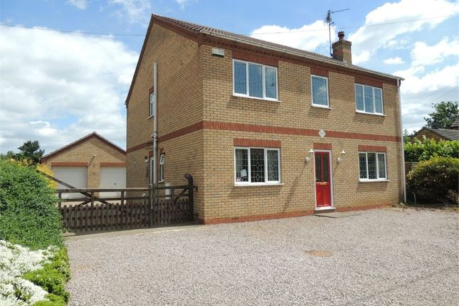 Thumbnail Detached house for sale in Pius Drove, Upwell, Wisbech
