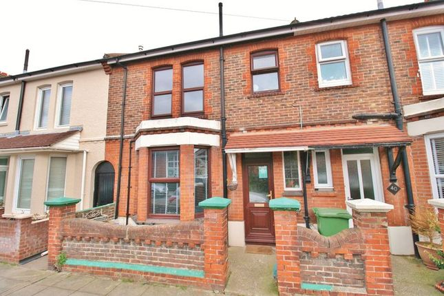 Thumbnail Terraced house for sale in Shelford Road, Southsea