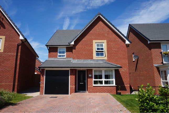 Thumbnail Detached house for sale in Warbrook Road, Huyton With Roby