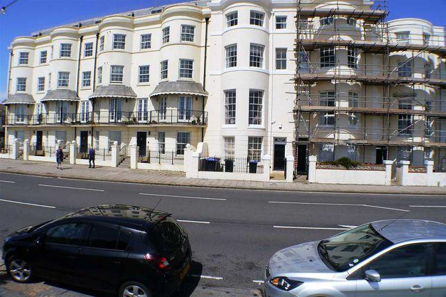 Thumbnail Flat to rent in Marine Parade, Worthing