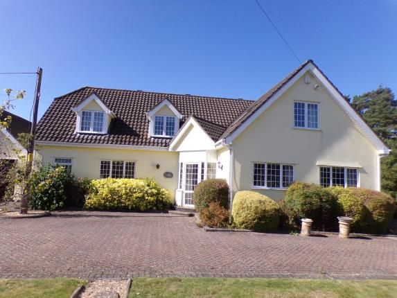 Thumbnail Detached house for sale in Forest Edge Drive, Ashley Heath, Ringwood