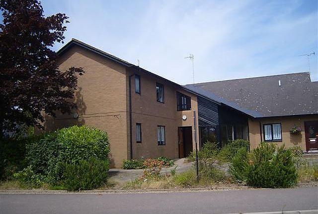 Thumbnail Flat to rent in Avocet Mews, Rendlesham, Woodbridge