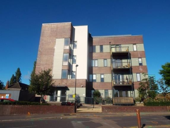 Thumbnail Flat for sale in Wenlock House, 33 Eaton Road, Enfield, London