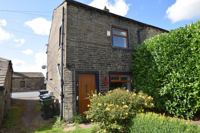 Thumbnail Cottage to rent in Ambler Thorn, Queensbury, Bradford