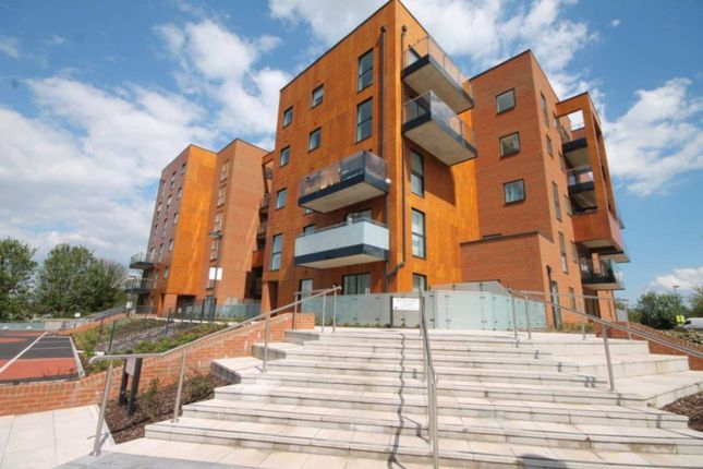 Thumbnail Flat to rent in Rosemary Court, Furners Close, Erith