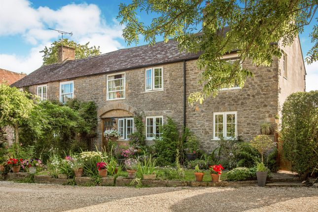Thumbnail Semi-detached house for sale in Grove Cottages, Chetnole, Sherborne