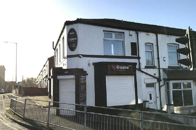 Thumbnail Retail premises to let in Bury New Road, Breightmet, Bolton