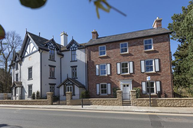 Thumbnail Flat for sale in Bridge House, The Village, Prestbury