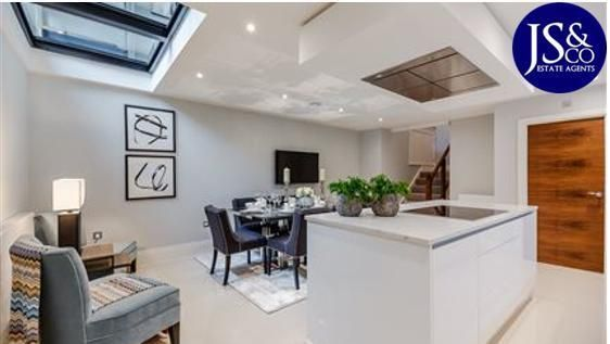 Thumbnail Flat to rent in Rainville Road, Fulham