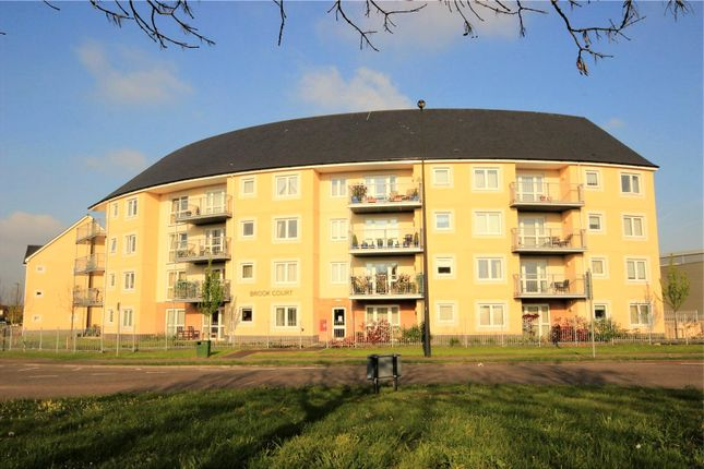 Thumbnail Flat for sale in Brook Court, Savages Wood Road, Bristol