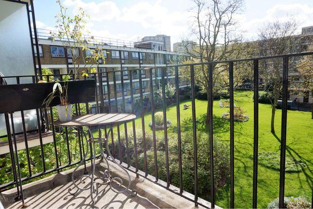 Balcony of Randolph Gardens, Maida Vale NW6