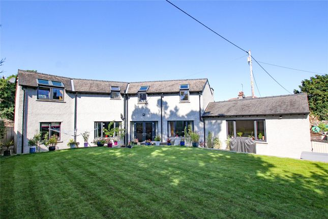 Thumbnail Detached house for sale in Orchard House, 31A Beetham Road, Milnthorpe, Cumbria