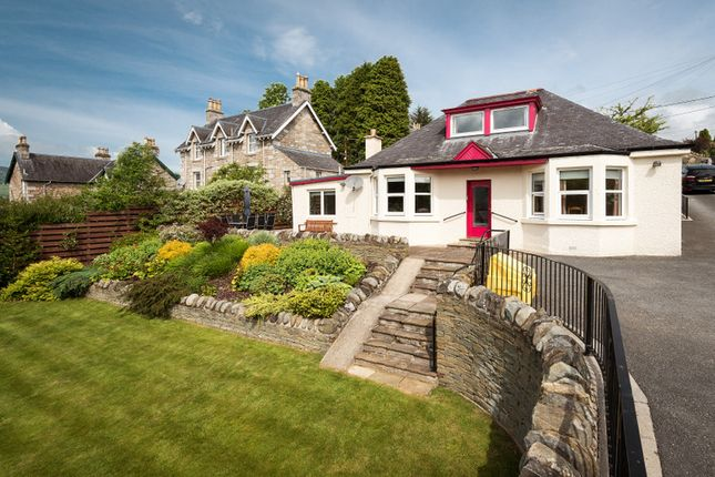 Thumbnail Detached house for sale in Kasinga Self-Catering, 22 Well Brae, Pitlochry