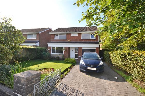 4 bed detached house for sale in Castle House Lane, Adlington, Chorley