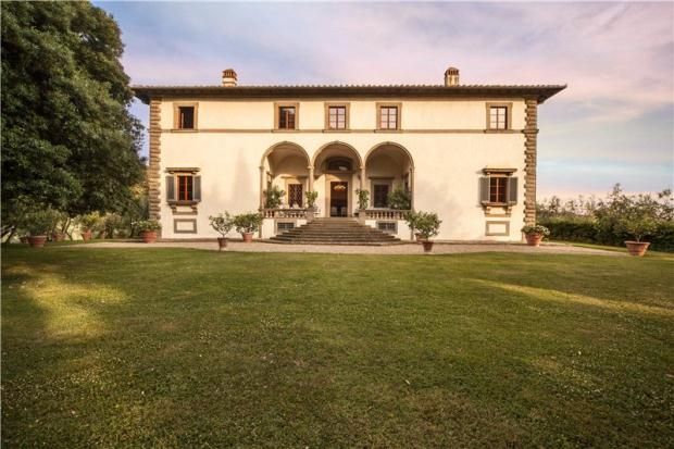 Thumbnail Property for sale in Villa San Casciano, Florence, Tuscany