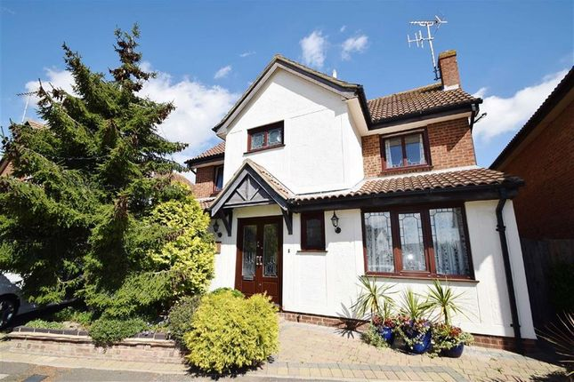 4 bed detached house for sale in Parkway Close, Leigh-On-Sea, Essex