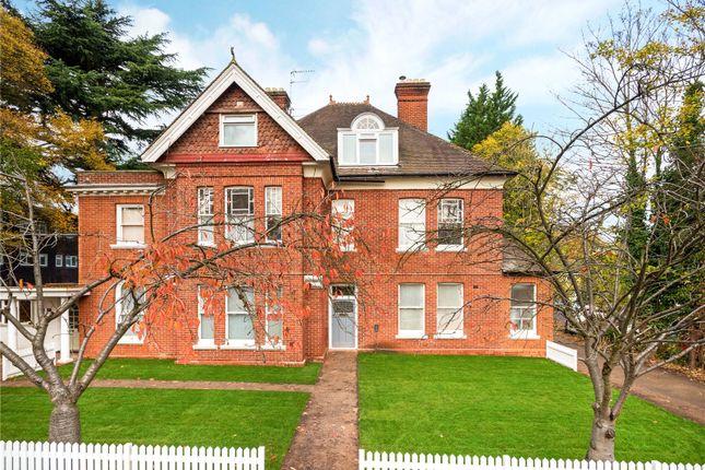 Thumbnail Flat for sale in Leverton, St. Georges Avenue, Weybridge, Surrey