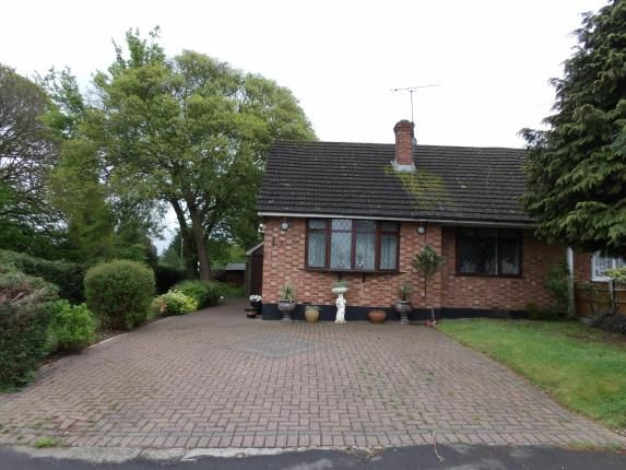 Thumbnail Bungalow for sale in Burstead Drive, Billericay