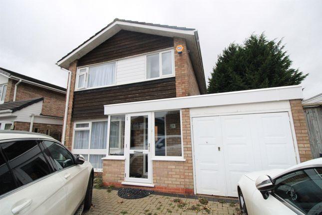 Thumbnail Detached house for sale in Leander Gardens, Kings Heath, Birmingham