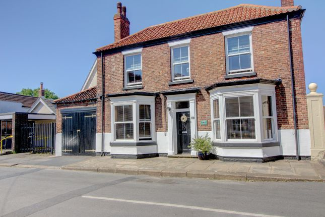 Thumbnail Detached house for sale in 3, Church Street, Crowle