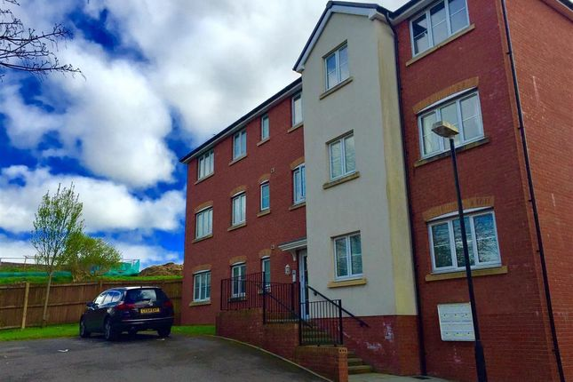 Thumbnail Flat to rent in Skylark Road, North Cornelly, Bridgend