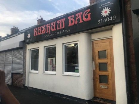 Thumbnail Restaurant/cafe for sale in Milburn Road, Ashington