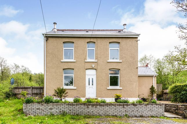 3 bed detached house for sale in Caerbont, Abercrave, Swansea SA9