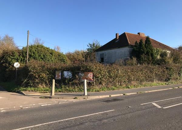 Thumbnail Land for sale in Cromer Road, North Walsham
