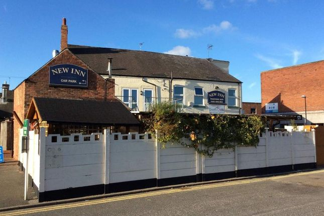 Thumbnail Pub/bar for sale in Tamworth Road, Long Eaton, Nottingham