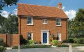 Thumbnail Detached house for sale in Butterfield Meadow, Hunstanston, Norfolk