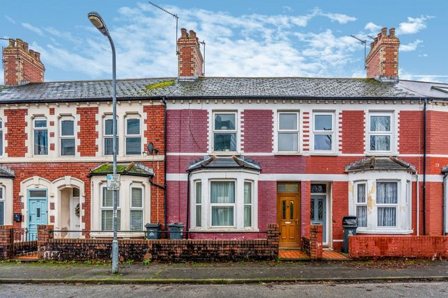2 bed terraced house for sale in Blackweir Terrace, Cathays, Cardiff CF10