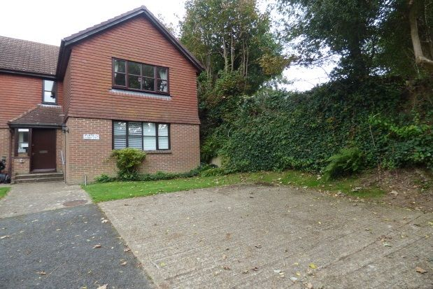 Thumbnail Flat to rent in Harecombe Rise, Crowborough