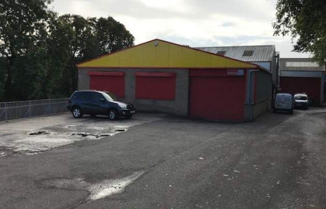 Light industrial to let in High Street Industrial Estate, Glasgow