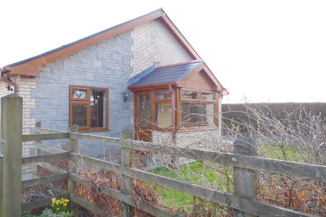 Thumbnail Bungalow to rent in The Bungalow, Llwydcoed, Aberdare