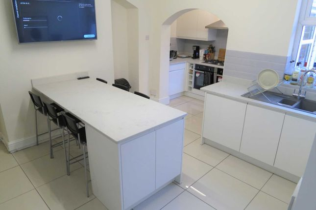 Thumbnail Terraced house to rent in Balmoral Road, Fallowfield, Manchester