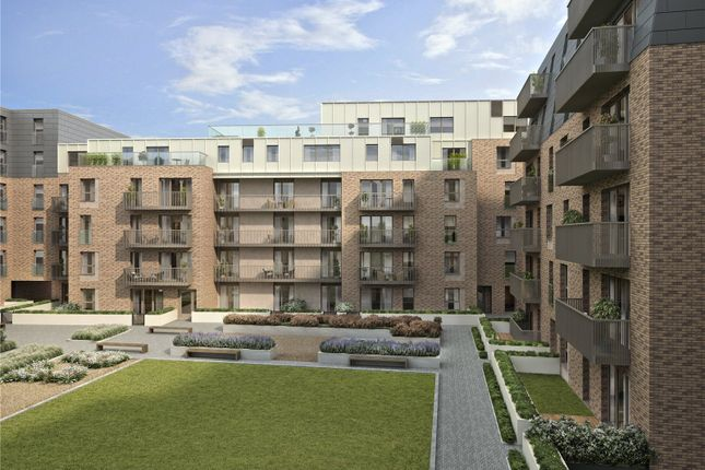 Thumbnail Flat for sale in Canonmills Garden, Muscari 16/7, Warriston Road, Edinburgh