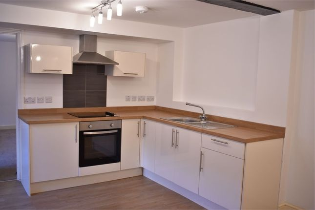 Thumbnail Flat to rent in Bank Street, Chepstow
