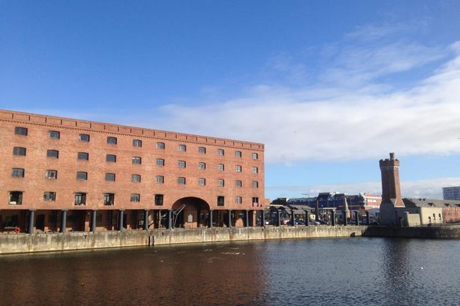 Thumbnail Flat for sale in West Quay, Wapping Dock, Liverpool, Merseyside