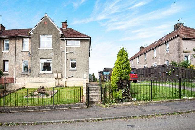 Thumbnail Flat for sale in Morven Street, Coatbridge
